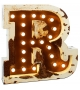 Graphic Collection ‐ Letter R Lamp DelightFULL