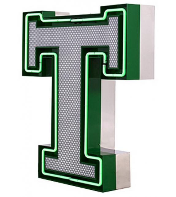 Graphic Collection ‐ Letter T Lámpara DelightFULL