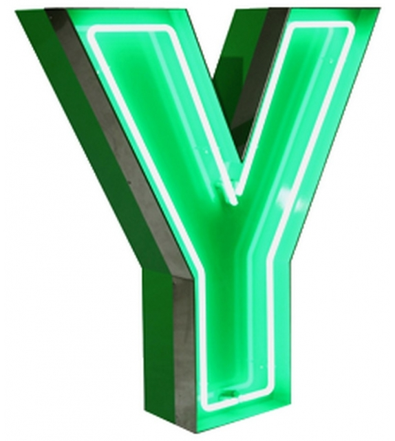 Graphic Collection ‐ Letter Y Neon DelightFULL