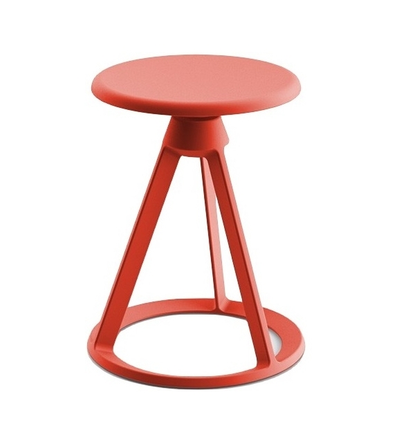 Piton™ Outdoor Fixed Height Stool Knoll
