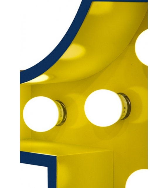 Graphic Collection ‐ Number 1 Lamp DelightFULL