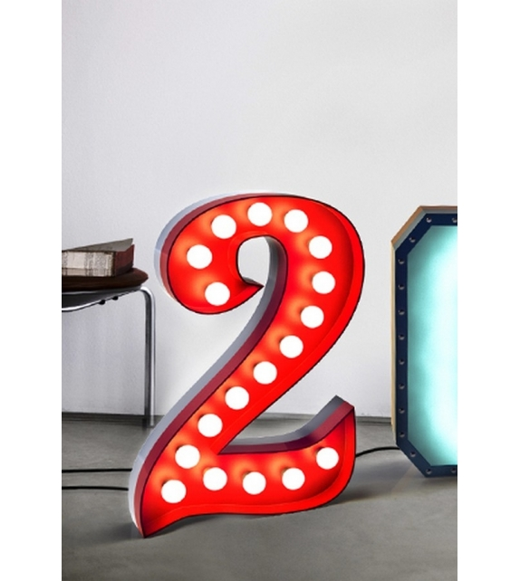 Graphic Collection ‐ Number 2 Lamp DelightFULL