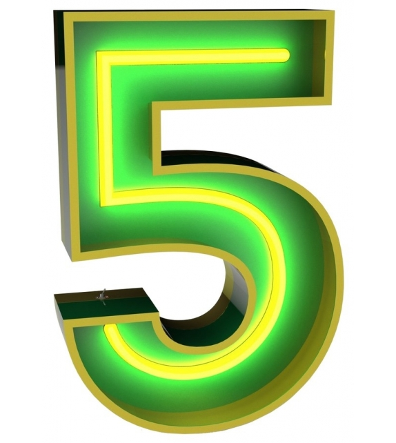 Neon DelightFULL Graphic Collection ‐ Number 5