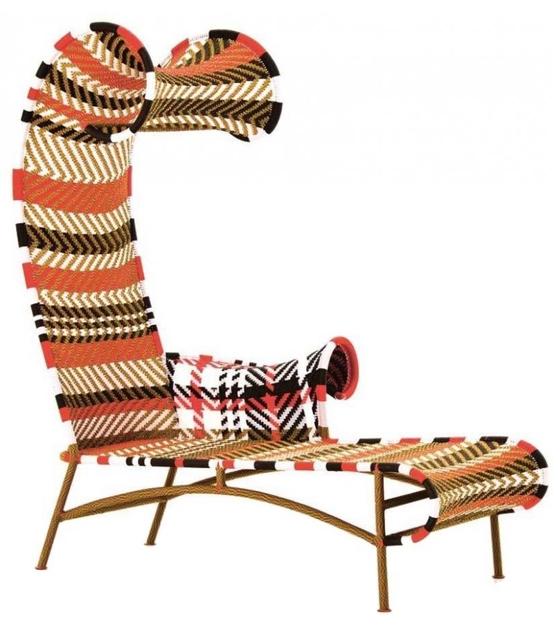 Shadowy Moroso Chaise Longue