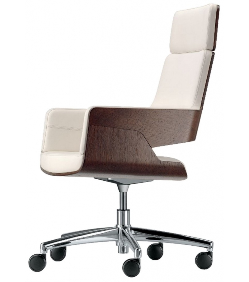 S 845 DRWE Thonet Fauteuil