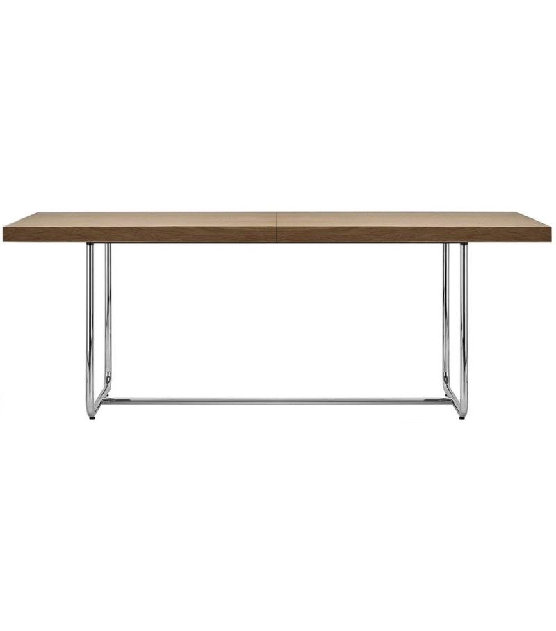 S 1071 thonet extensible table milia shop - Tables relevables extensibles ...