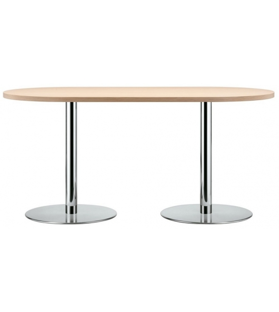 S 1124 Thonet Oval Table