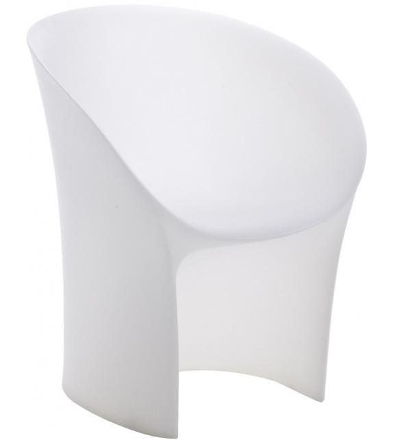 Moon Small Armchair In Polyethylene Moroso