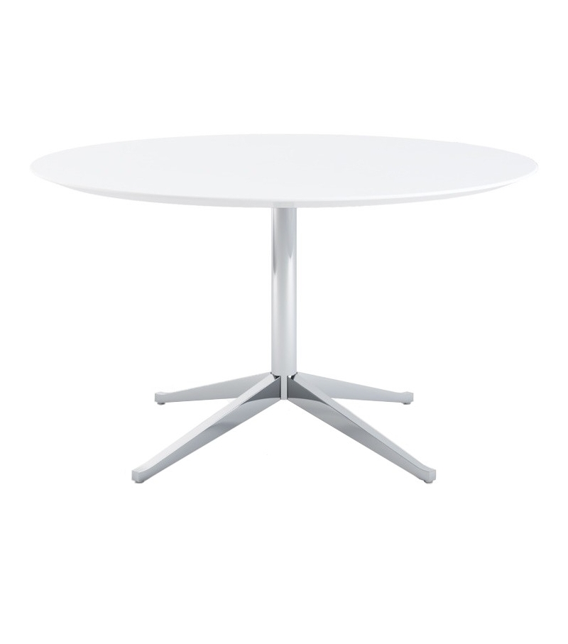 florence knoll statuarietto round table desk milia shop. Black Bedroom Furniture Sets. Home Design Ideas