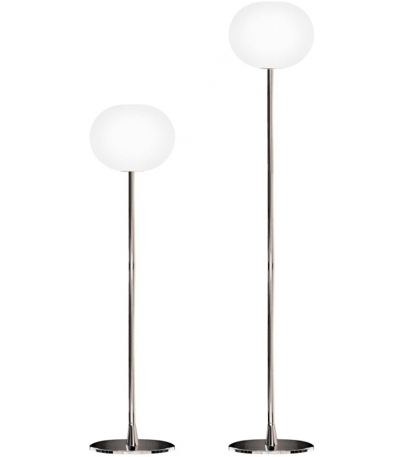 Glo-Ball F1 & F2 Floor Lamp Flos