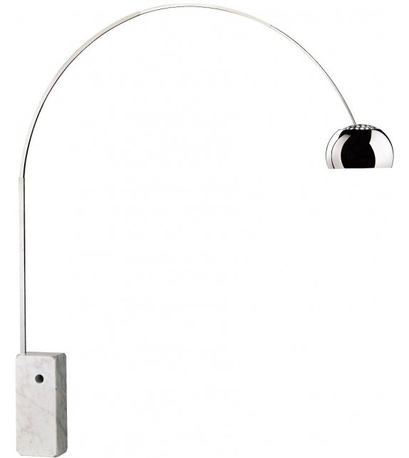 Arco Floor Lamp Flos