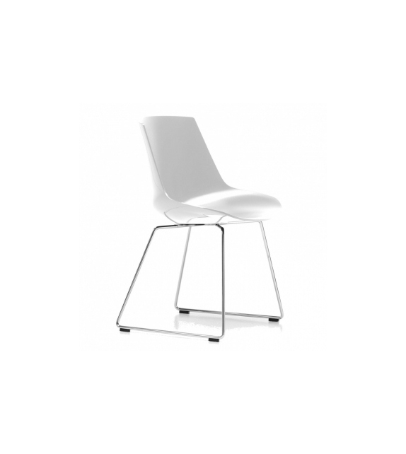 Flow Chair 4 gambe