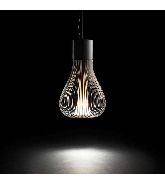 Chasen lampada a sospensione flos milia shop for Lampada flos sospensione