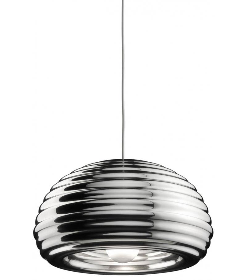 Splügen Bräu Lámpara De Suspensión Flos