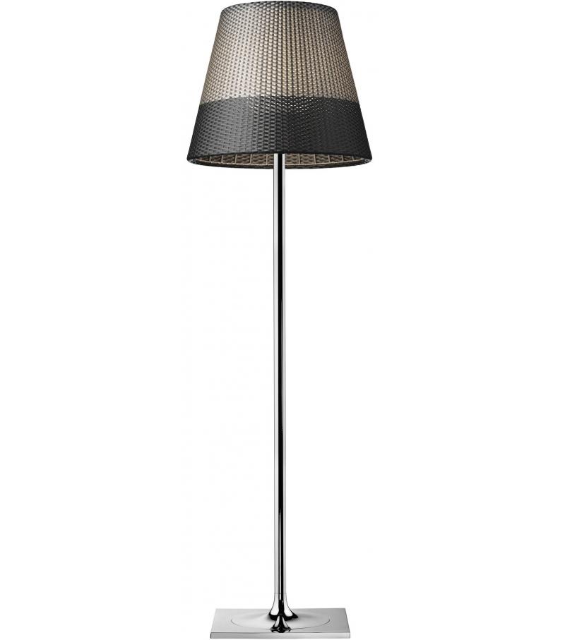 Ktribe f3 outdoor lampada da terra flos milia shop for Lampada flos da terra