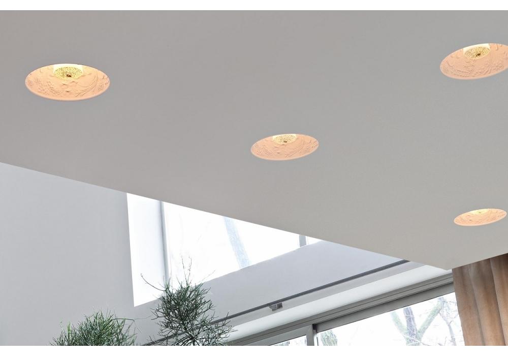 Skygarden Recessed Ceiling Lamp Flos. U2039 U203a