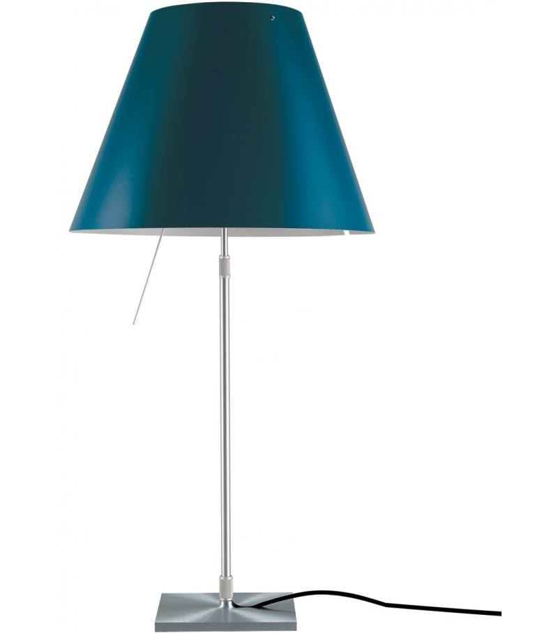 costanza table lamp luceplan milia shop. Black Bedroom Furniture Sets. Home Design Ideas