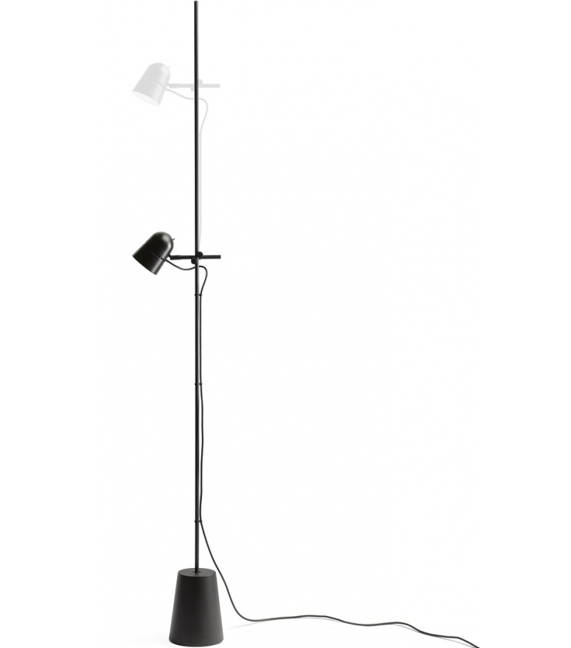 Counterbalance floor lamp luceplan milia shop counterbalance floor lamp luceplan aloadofball Image collections