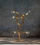 The Five Bulb Floor Lamp Scarlet Splendour