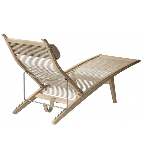 PP524 Deck Chair Chaise Lounge PP Møbler