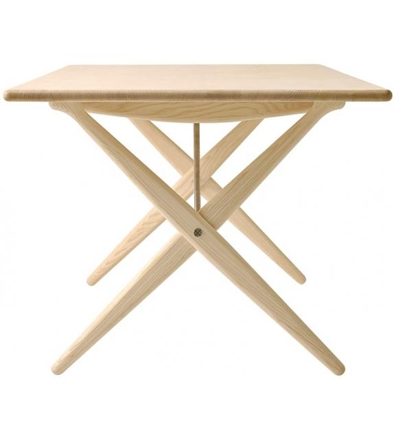 PP Møbler PP85 Cross Legged Table