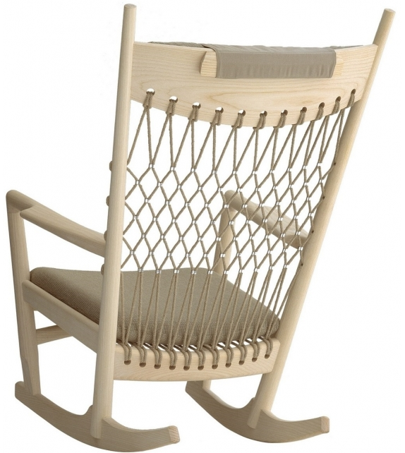 PP124 Rocking Chair Poltrona PP Møbler
