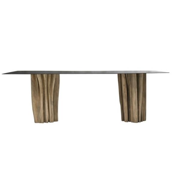 Brick Rectangular Table Gervasoni