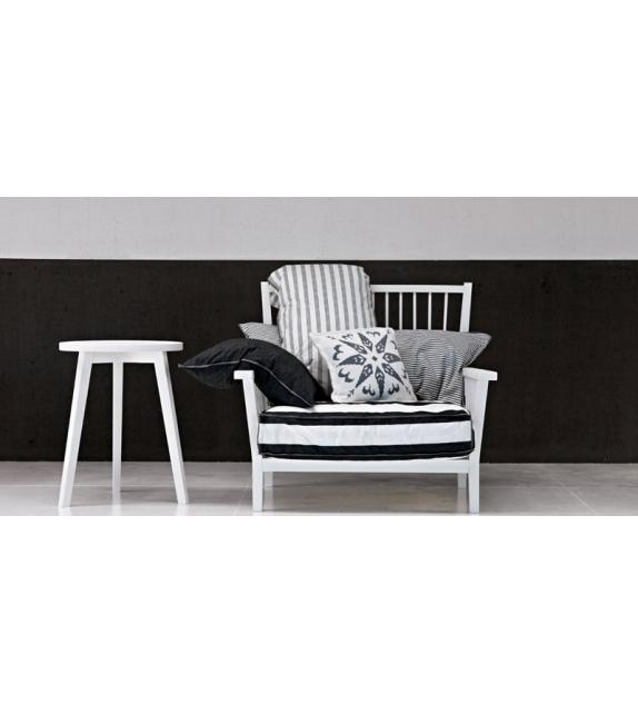 Gray 01 Armchair Gervasoni