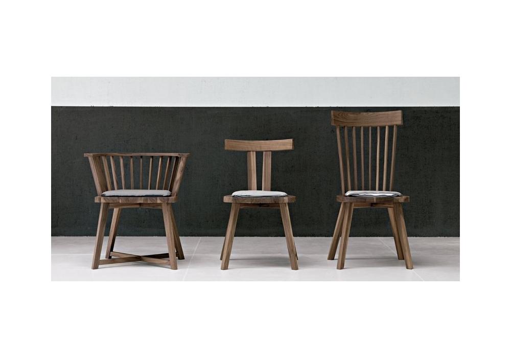 Gray 23 chair gervasoni milia shop for Gervasoni furniture