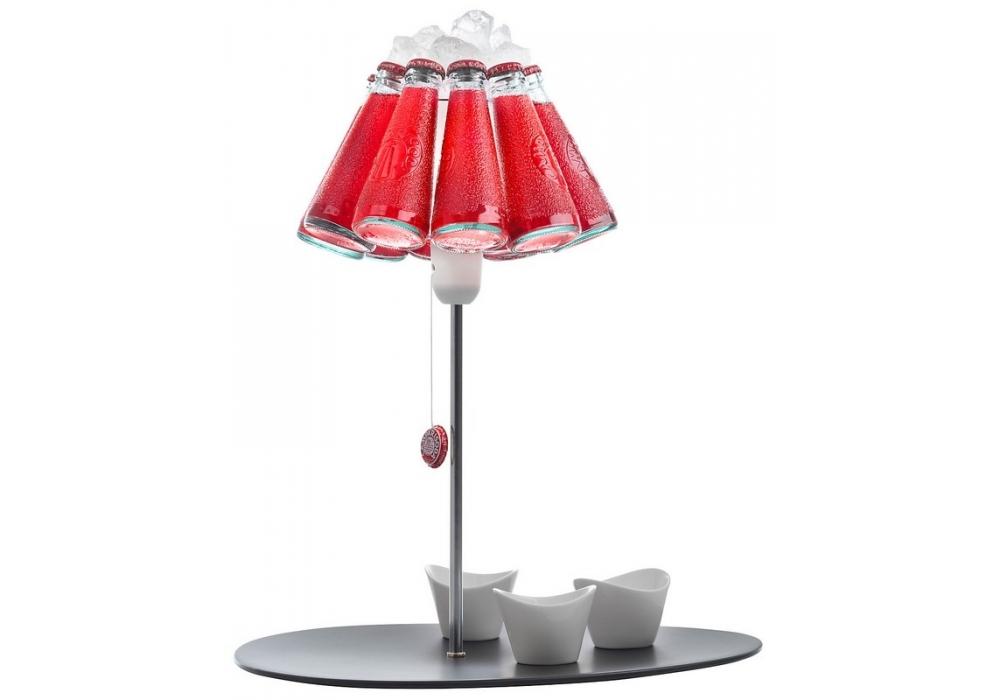 Campari bar lampada da tavolo ingo maurer milia shop for Ingo maurer lampade