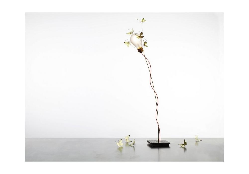 i ricchi poveri five butterflies lampe de table ingo. Black Bedroom Furniture Sets. Home Design Ideas