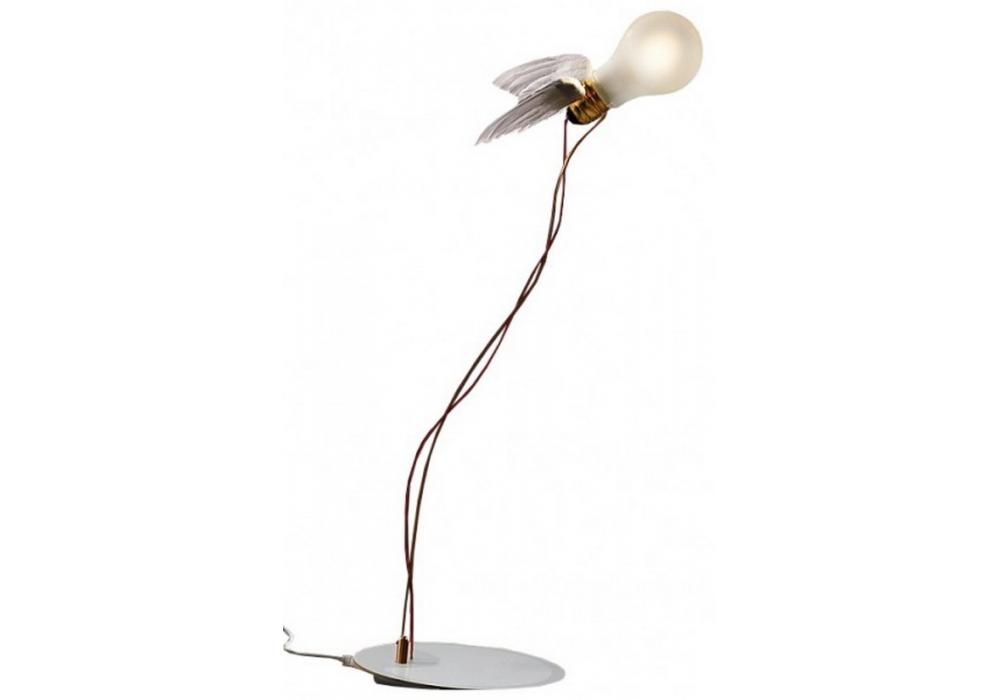 lucellino led lampe de table ingo maurer milia shop. Black Bedroom Furniture Sets. Home Design Ideas
