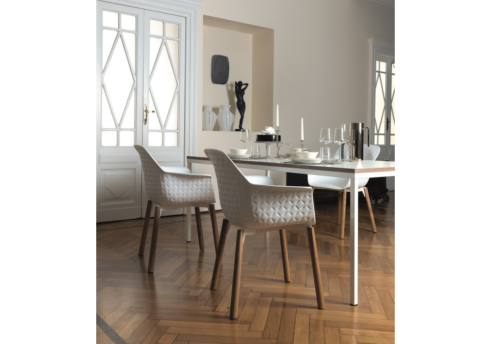 Depadova quadrato table milia shop
