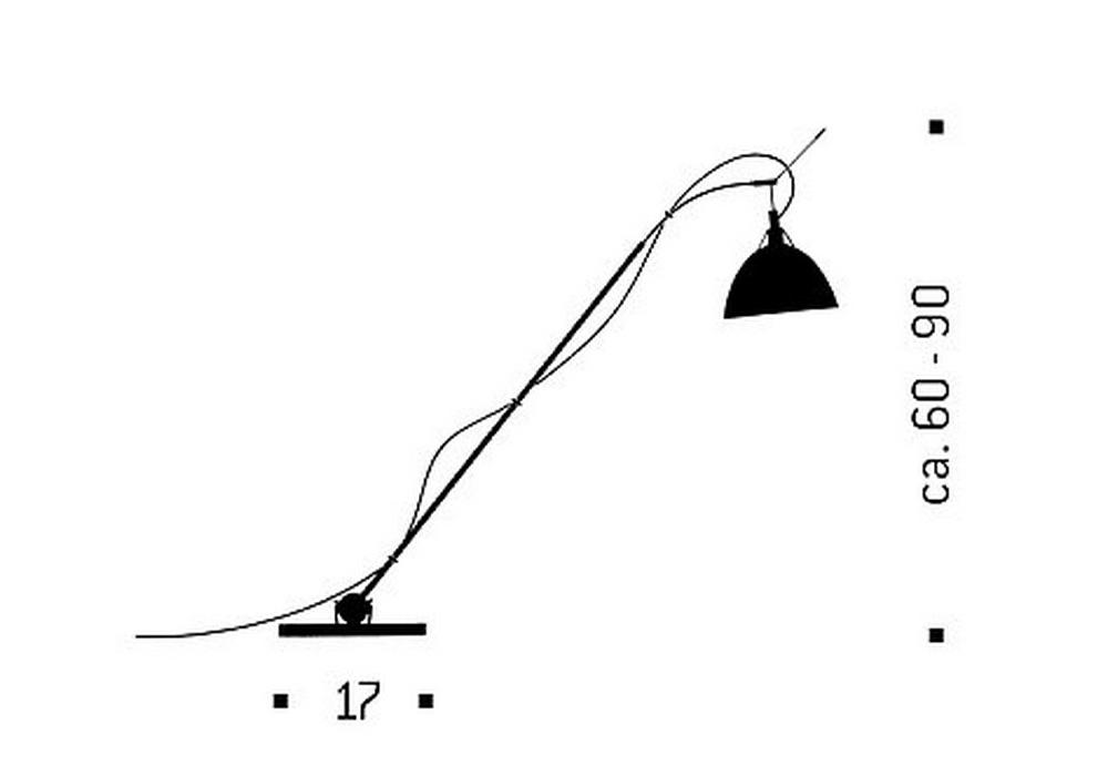 max kugler led lampe de table ingo maurer milia shop. Black Bedroom Furniture Sets. Home Design Ideas