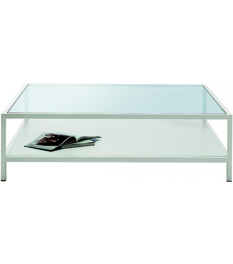 Quadrato espositore small table depadova milia shop for Table extensible quadrato