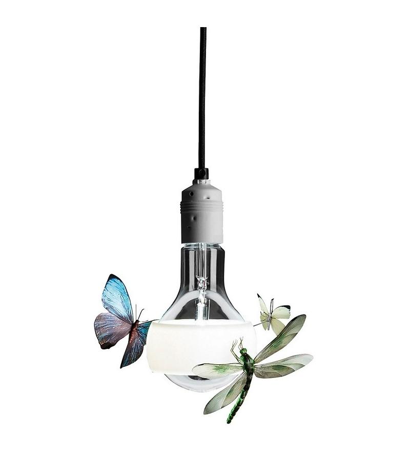 johnny b butterfly pendant lamp ingo maurer milia shop. Black Bedroom Furniture Sets. Home Design Ideas