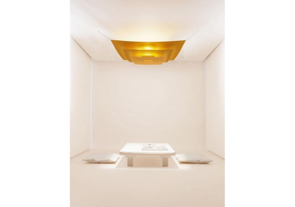 lil luxury deckenleuchte ingo maurer milia shop. Black Bedroom Furniture Sets. Home Design Ideas