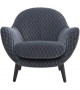 Mad Queen Armchair Poliform