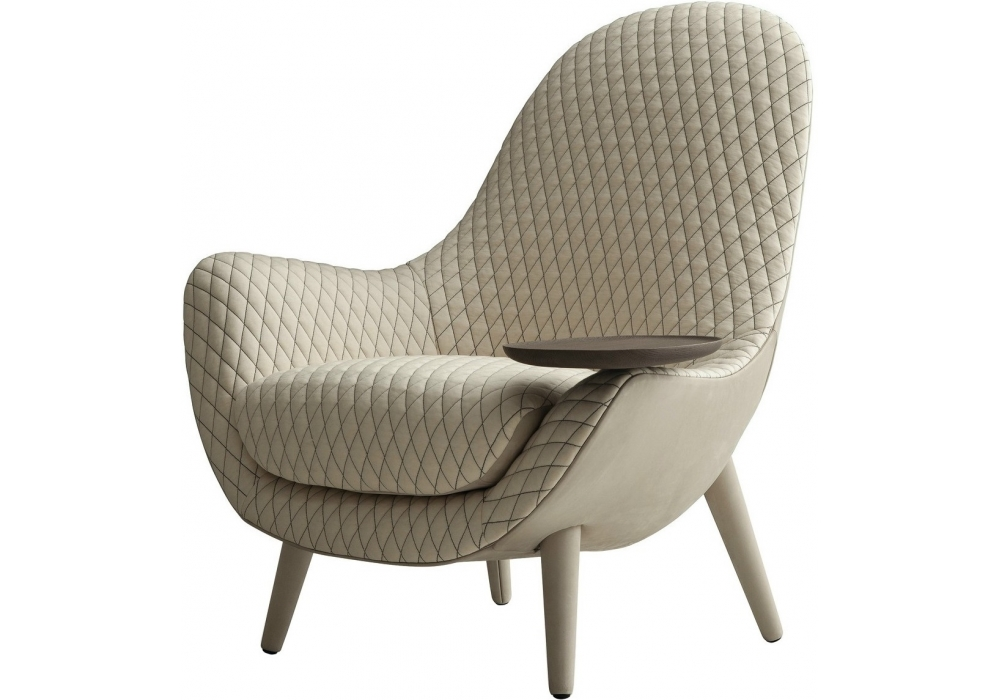 Mad chair by Marcel Wanders for Poliform