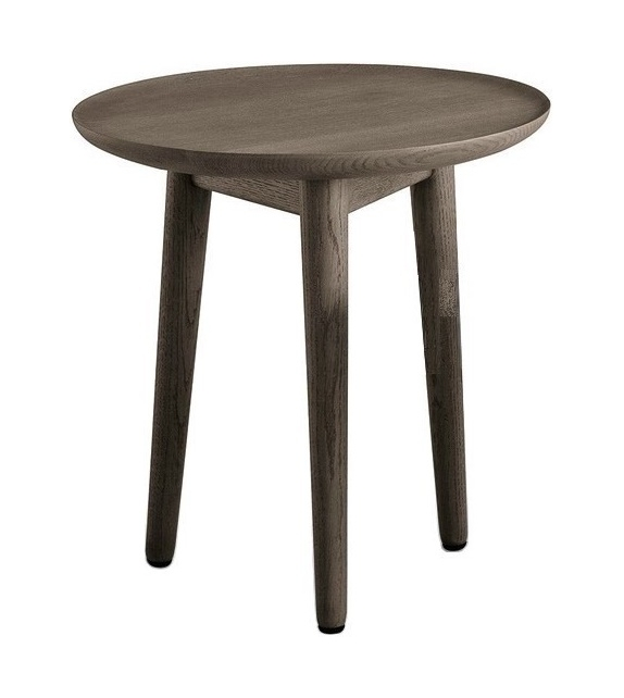 Mad Coffee Table Round Couchtisch Poliform