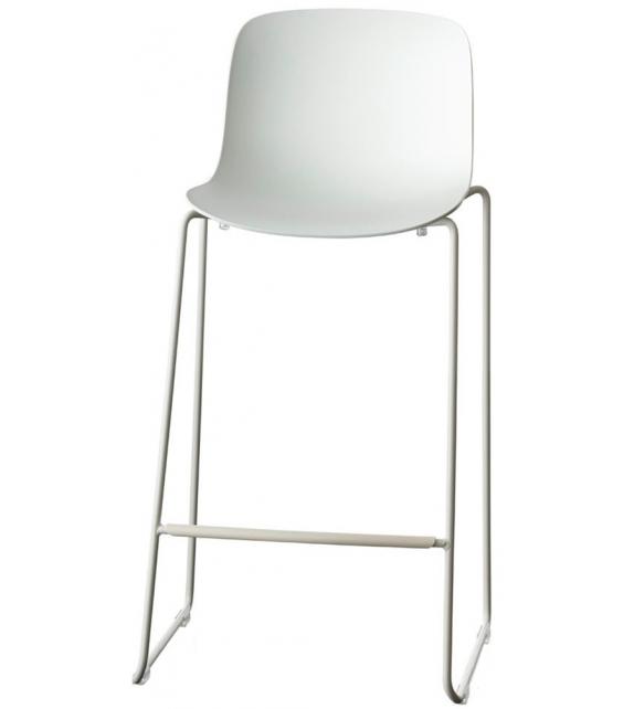 Troy stool polypropylene hocker stapelbar magis milia shop for Hocker stapelbar