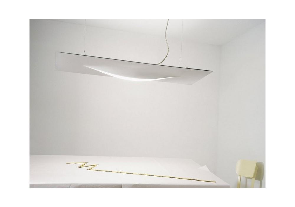 schlitz suspension lamp ingo maurer milia shop. Black Bedroom Furniture Sets. Home Design Ideas