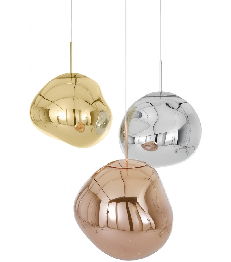melt tom dixon pendant lamp milia shop. Black Bedroom Furniture Sets. Home Design Ideas