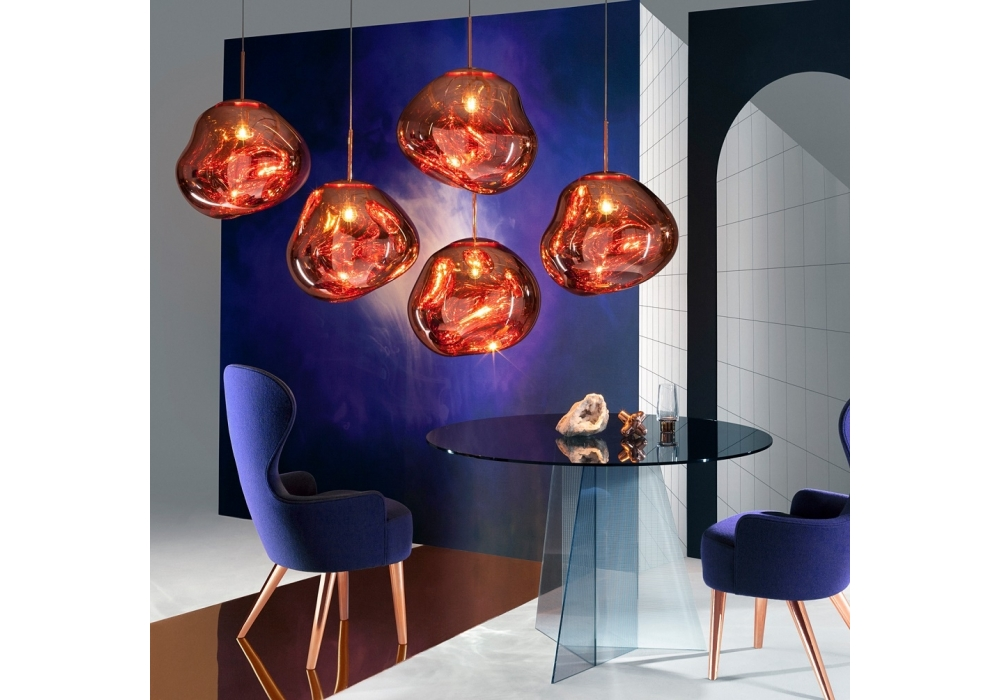 melt tom dixon suspension milia shop. Black Bedroom Furniture Sets. Home Design Ideas