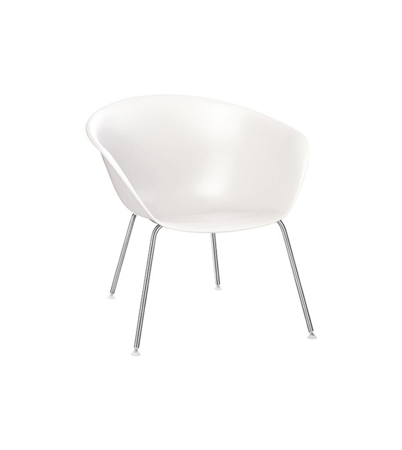 Duna 02 Arper Lounge Armchair