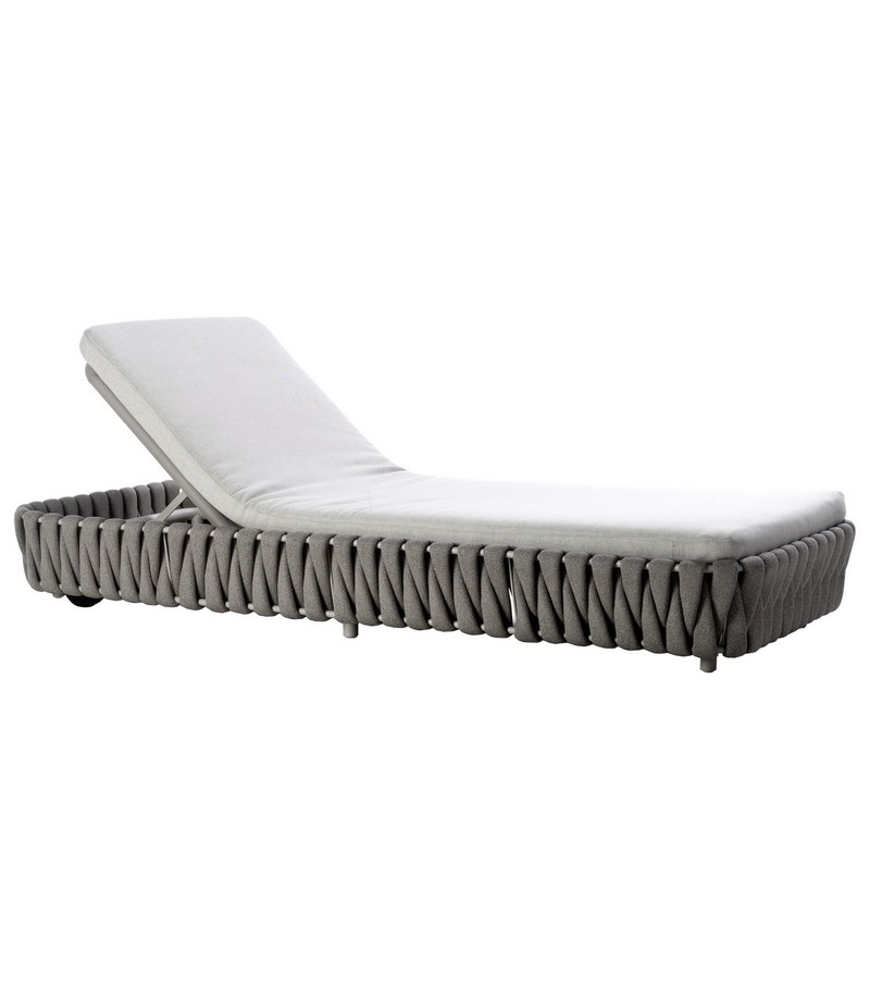 Tosca Tribù Adjustable Lounger