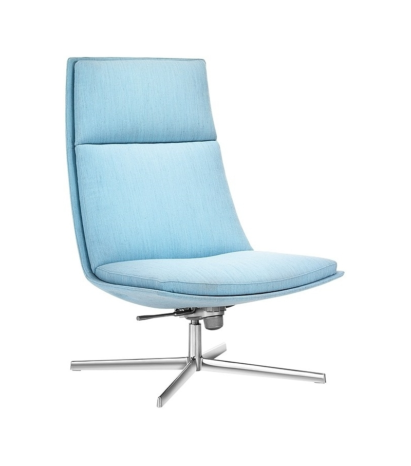 Catifa 70 soft arper armchair lounge milia shop for Arper leaf chaise lounge
