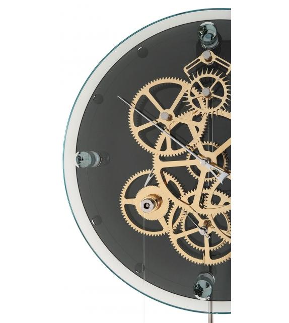 Vivace Teckell Wall Clock