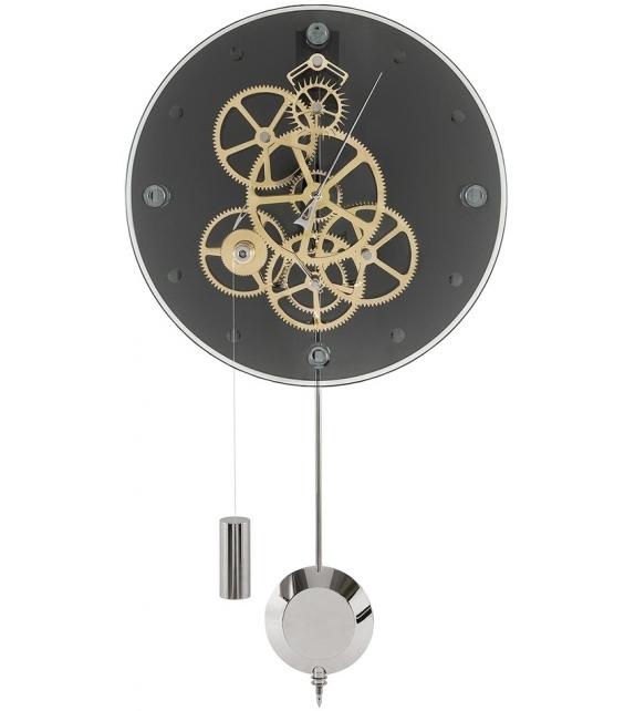Vivace Teckell Horloge Murale