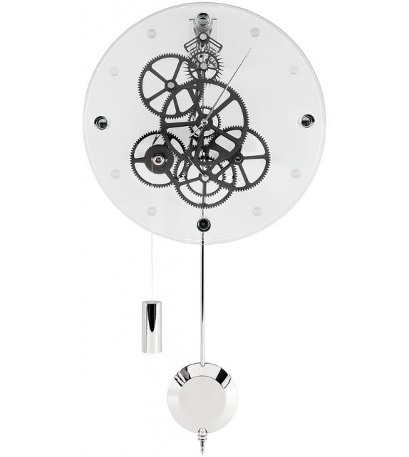 Allegro Teckell Wall Clock